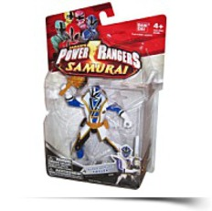 4INCH Figure Super Samurai Ranger Water