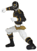 power rangers megaforce normal black ranger