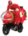 power rangers megaforce lion ranger cycle