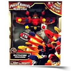 Battle Fire Ultra Gosei Great Megazord