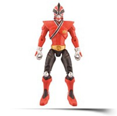 Mega Ranger Fire Action Figure