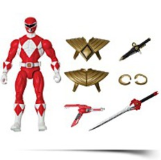 Megaforce Armored Mighty Morphin Red