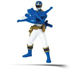 Megaforce Battle Morphin Blue Ranger