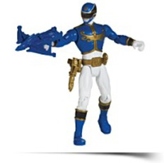 Megaforce Normal Blue Ranger