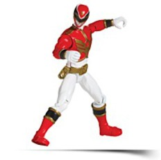 Megaforce Normal Red Ranger