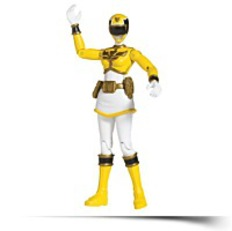 Megaforce Normal Yellow Ranger