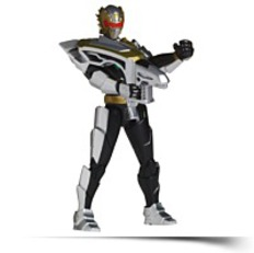 Megaforce Robo Knight Power Ranger