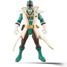Power Ranger 4INCH Figure Super Samurai