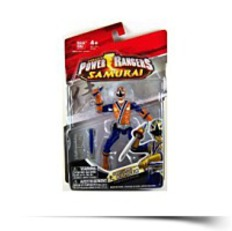 Samurai Ranger Light Action Figure