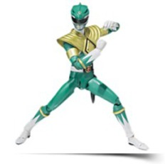Tamashii Nations Mighty Morphin Green