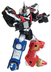 power rangers gosei grand megazord action