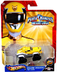 wheels power rangers megaforce cast yellow
