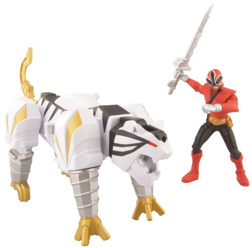 Power Ranger Zord Vehicle Wfigure