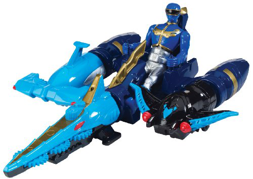 Megaforce Sea Brothers Zord Vehicle