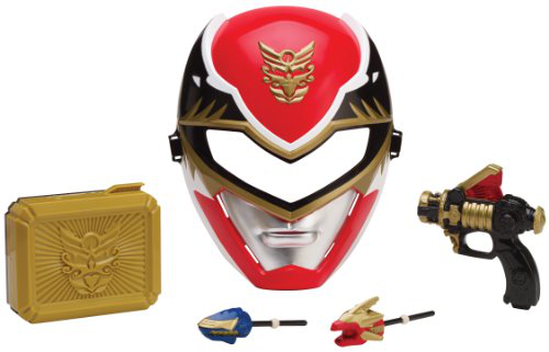 Megaforce Red Ranger Training Set
