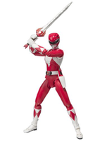 Tamashii Nations Mighty Morphin Red Ranger